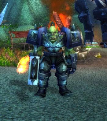 Commander Grimfang