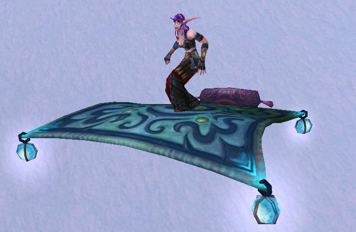 Frosty Flying Carpet Wowwiki Fandom Powered By Wikia