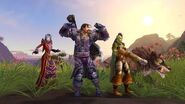 Learn About Battle for Azeroth™ Class Trials