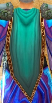 Linked chain cloak