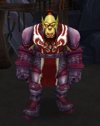 Quartermaster Holgoth