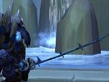 Bone Fishing Pole