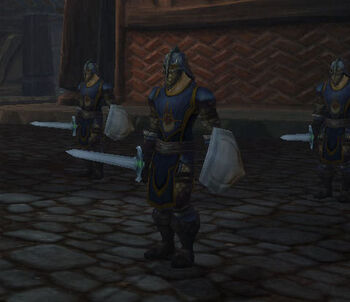 Gilneas City Guard