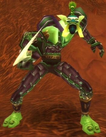 Mossflayer Shadowhunter