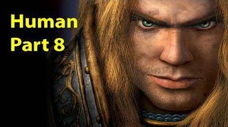 Warcraft 3 Gameplay - Human Part 8 - Dissension