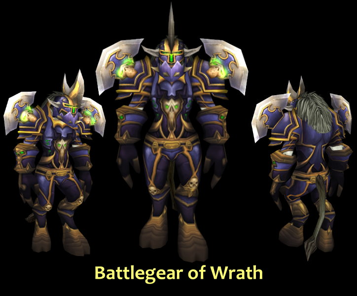 Battlegear Of Wrath Wowwiki Fandom Powered By Wikia