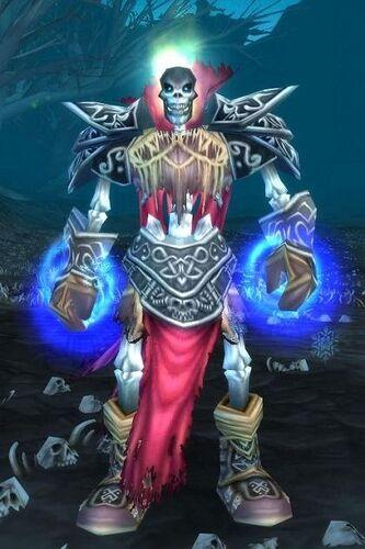 Deathcage Sorcerer