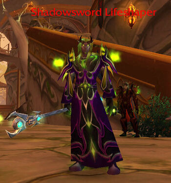 Shadowsword Lifeshaper