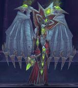 Blood-Queen Lana'thel (tactics)