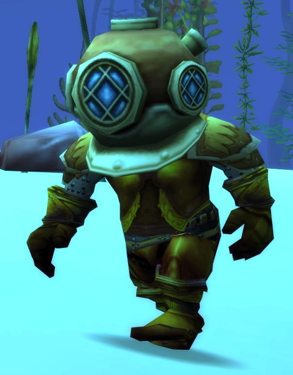deeprun diver wowwiki fandom powered by wikia