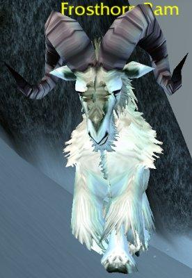 Frosthorn Ram