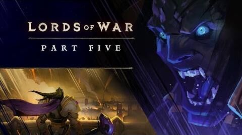 Lords of War Part Five – Maraad