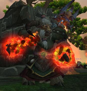 Ordon Fire-Watcher