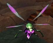 Underbelly Wasp