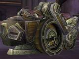 Salvaged Siege Engine