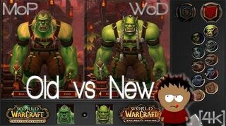 Warlords Of Draenor New Character Models Wowwiki Fandom Powered