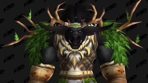 Cenarion Raiment - Druid T1 Tier 1 - World of Warcraft Classic Vanilla
