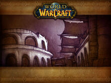 Dire Maul loading screen
