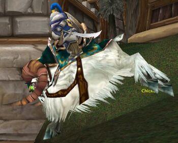 Westguard Cavalryman