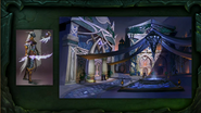 BlizzCon Legion Suramar city concept art2