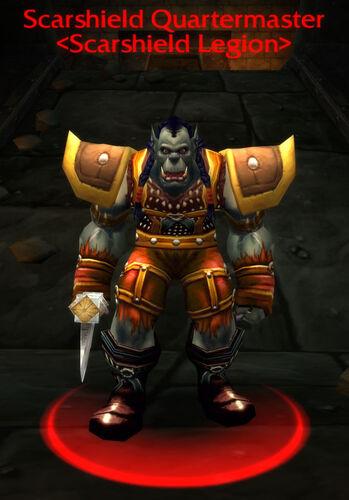 Scarshield Quartermaster