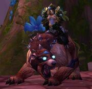 Armored Brown Bear (Horde)