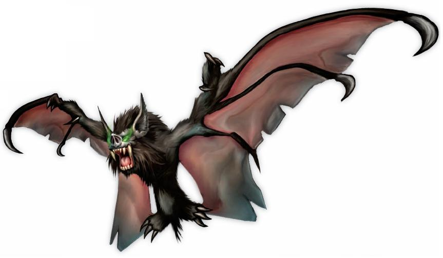 What do bats look like 11