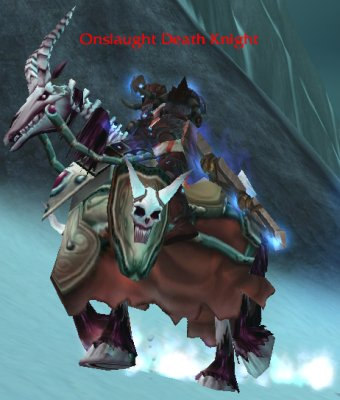 Onslaught Death Knight