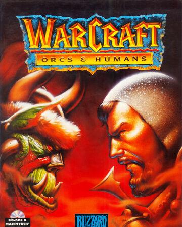 warcraft 1 game manual