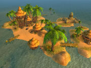 Yojamba Isle