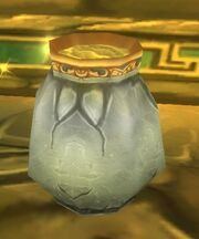 Drakkari Canopic Jar