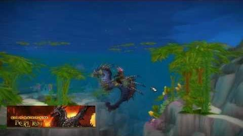 Cataclysm Beta - Abyssal Seahorse - World of Warcraft