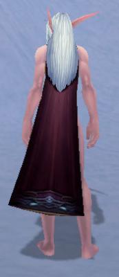 Deadly Gladiator's Cloak of Deliverance, Snow Background, NE Female