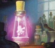 Mighty Shadow Protection Potion