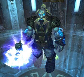 Valduran the Stormborn