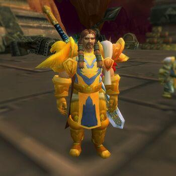 Commander Duron