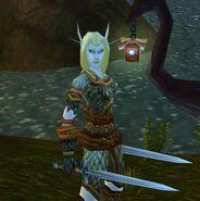 High Elven Warrior female