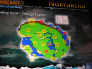 Howling Fjord Layout