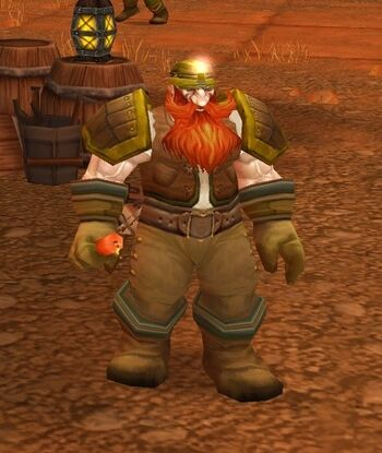 Digger Flameforge