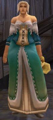 Olga, the Scalawag Wench