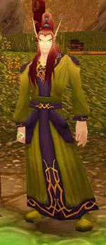Arcanist Sheynathren
