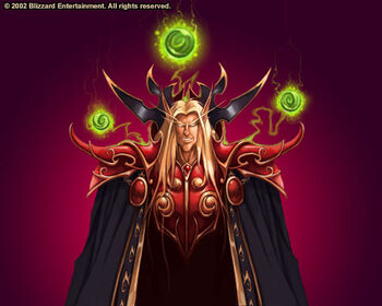 Prince Kael'thas Sunstrider