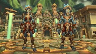 Heritage Armor-Zandalari Trolls