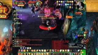 Paladin Tanking Heroic Stonecore - World of Warcraft-0