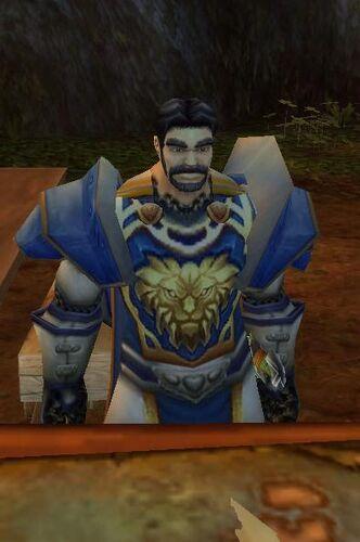 Sergeant Daelian