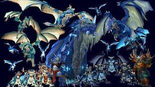 Warcraft Racial Trivia Episode 4 - The Blue Dragonflight