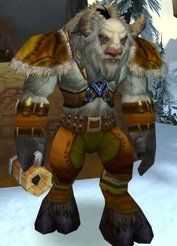 Camp Winterhoof Wind Rider