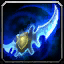 Left Warglaive of Azzinoth icon