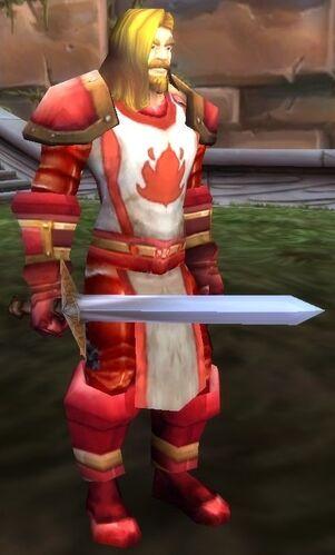 Scarlet Centurion