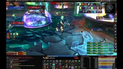 Wrath of the Righteous vs Yogg Saron PART 1 HD